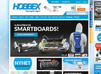 Hobbex Screenshot